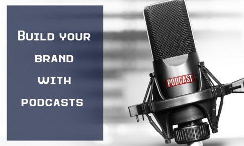 Brand Awareness through podcasting