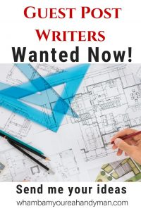 Guest Post writers wanted