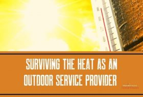 Survive the Heat as You Go About Your Duties